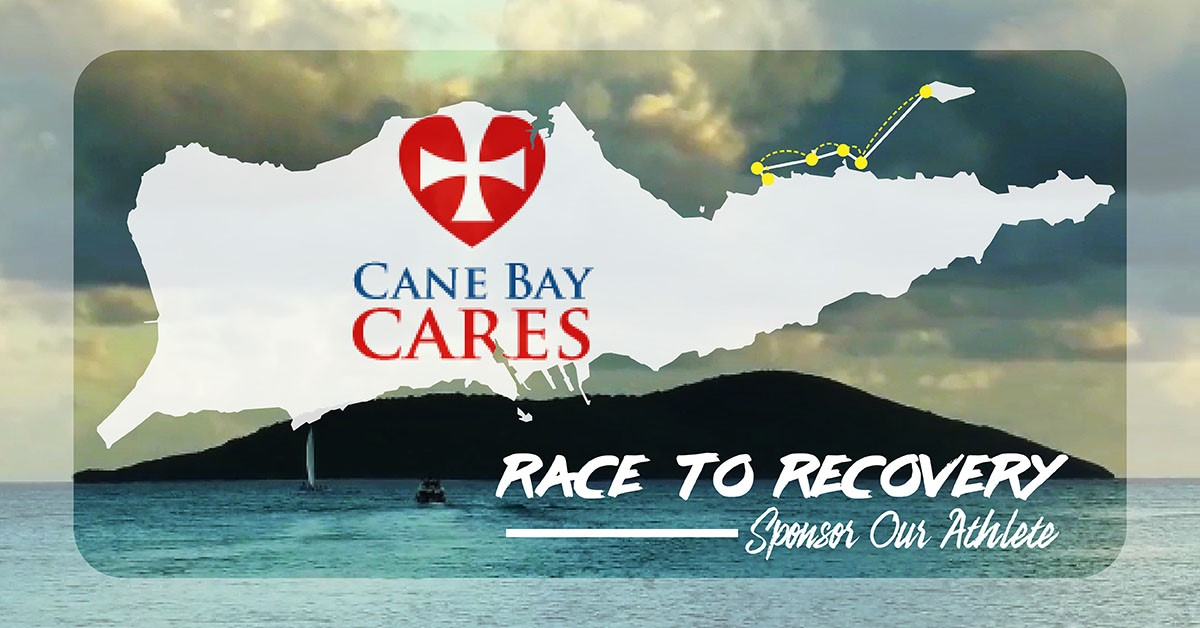 Give $20 Today – Support The Race To Recovery On St. Croix