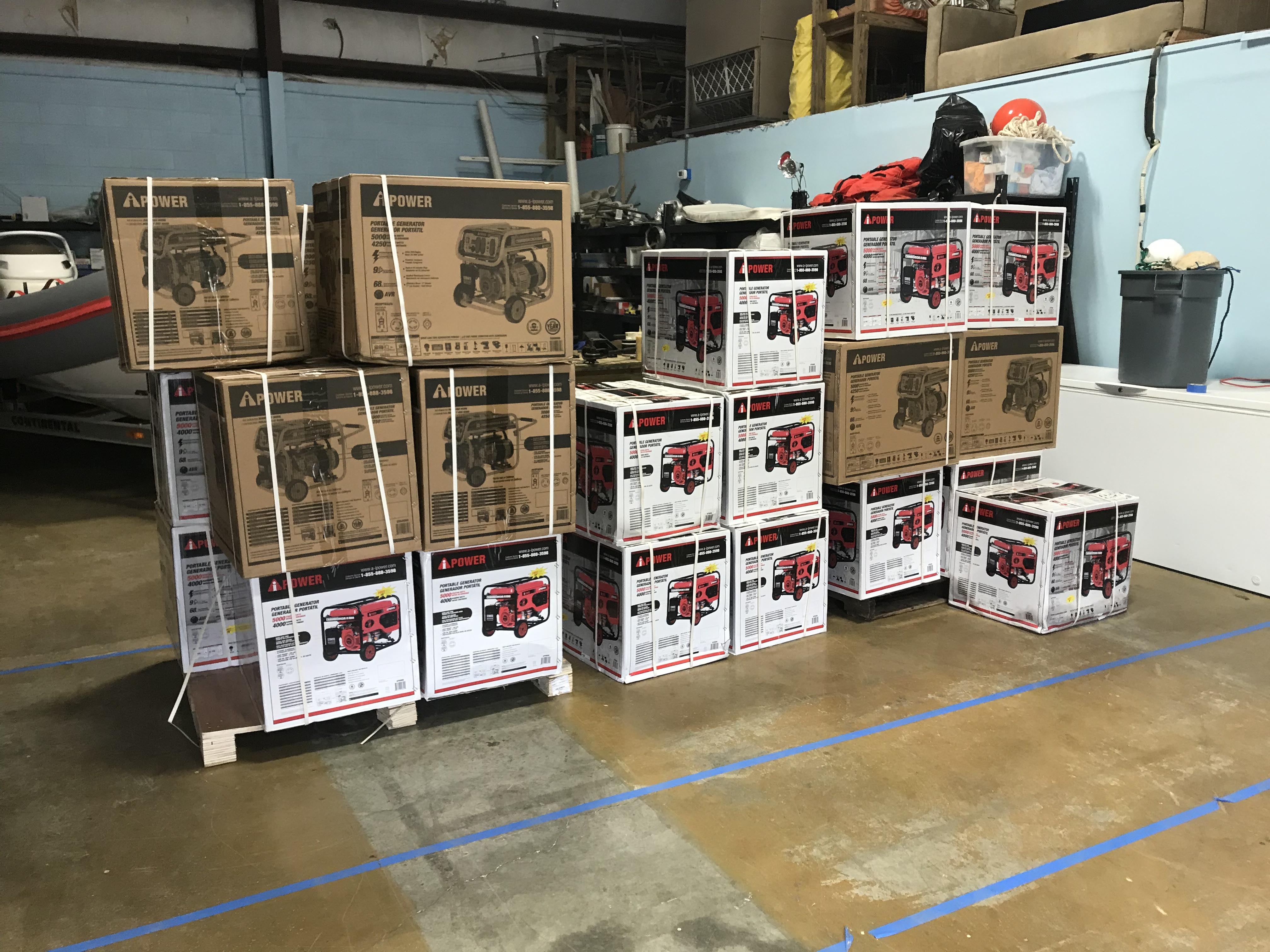 Powering Up St. Croix Organizations After Hurricanes Irma And Maria